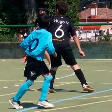 Actividades extraescolares en Vigo: Fútbol sala