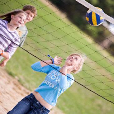 Actividades extraescolares en Vigo: Volleyball